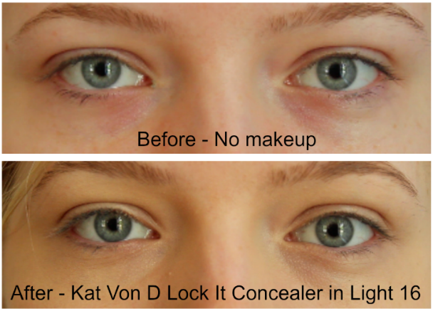 Kat Von D – Lock It Tattoo Concealer | A Beauty Vloggers Vanity
